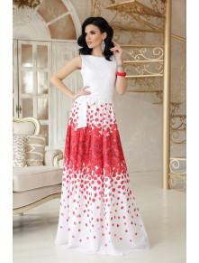Шикарна сукня-максі Анісія