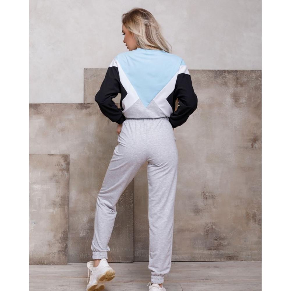 Комбинированный спортивный костюм Айнез фото 2