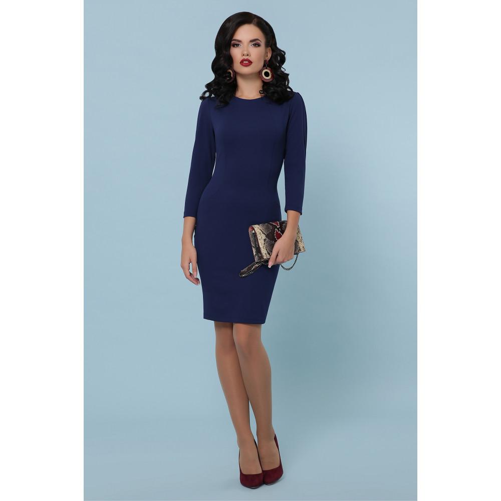 Базовое синее платье Модеста фото 2