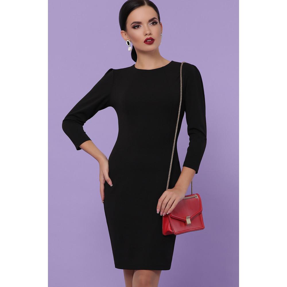 Базовое черное платье Модеста фото 1