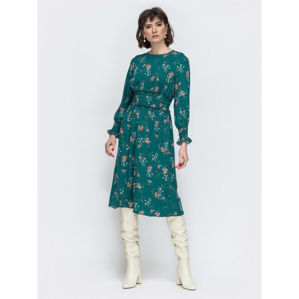 Женственное платье в прованском стиле  фото 1