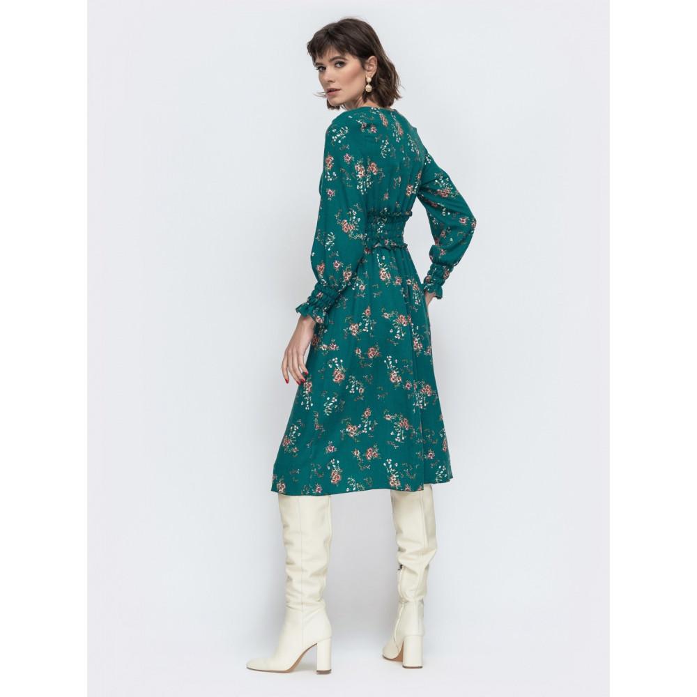 Женственное платье в прованском стиле  фото 2