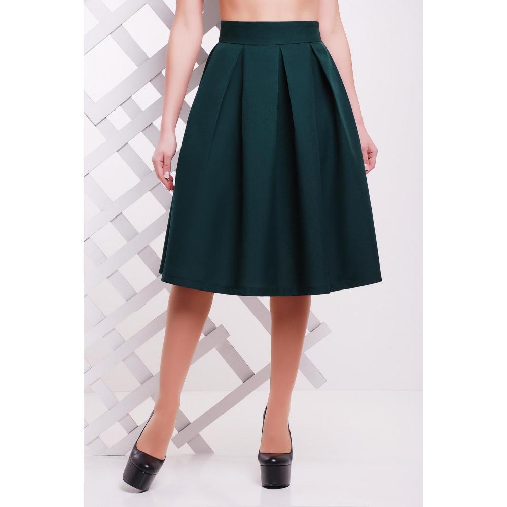 Комфортная юбка с завышенной талией Мелани фото 1