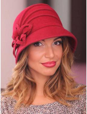Чарівний жіночий капелюх 215-1