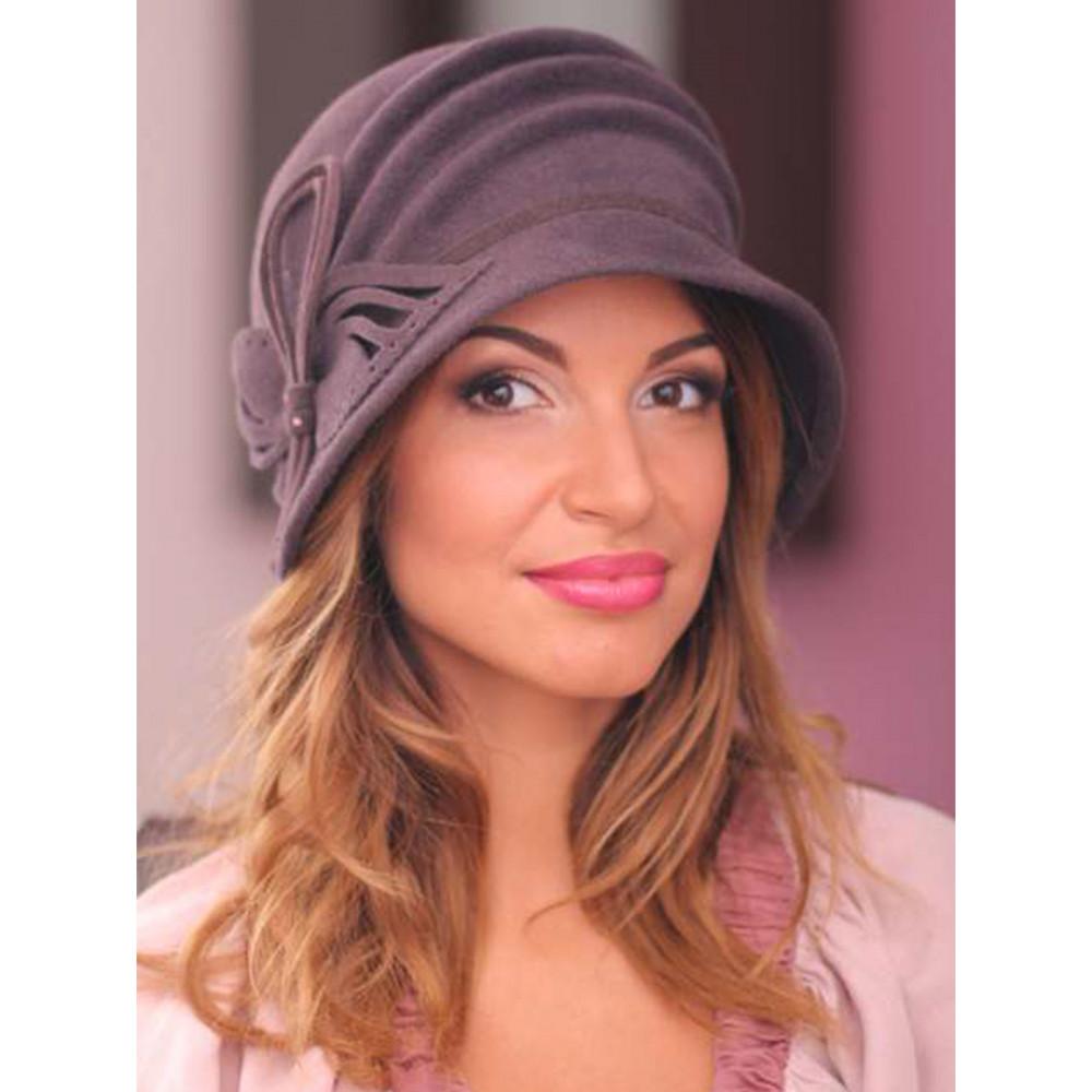 Женственная шляпка 240-1  фото 1