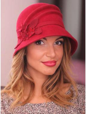 Гарний фетровий капелюшок 241-3