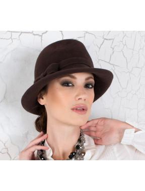 Стильний асиметричний капелюх 284-1