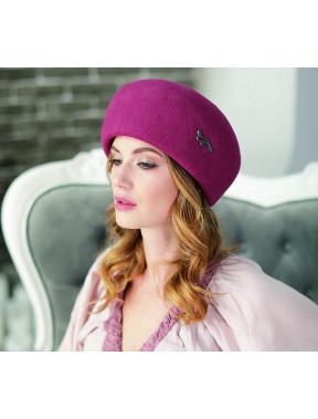 Лаконічний жіночий капелюх 319-2