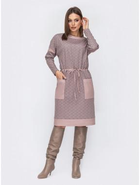 Оригінальна сукня на кулісці Клер