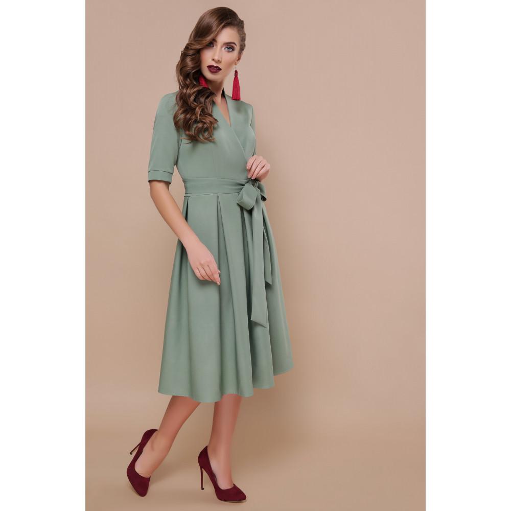 Интересное платье-миди Ангелина фото 3