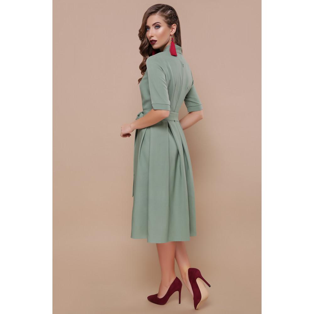 Интересное платье-миди Ангелина фото 4