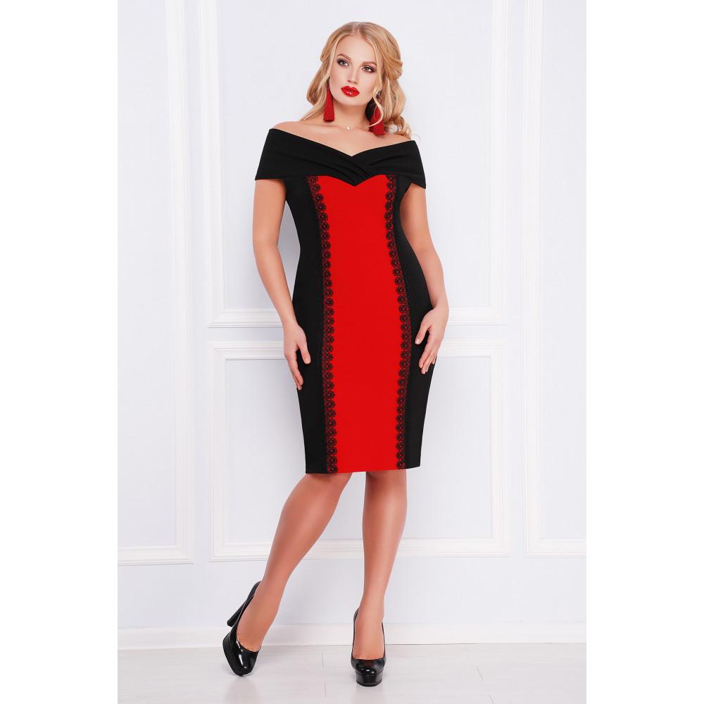 Нарядное женственное платье Аделина фото 1
