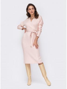 Класична сукня з щільно ангори