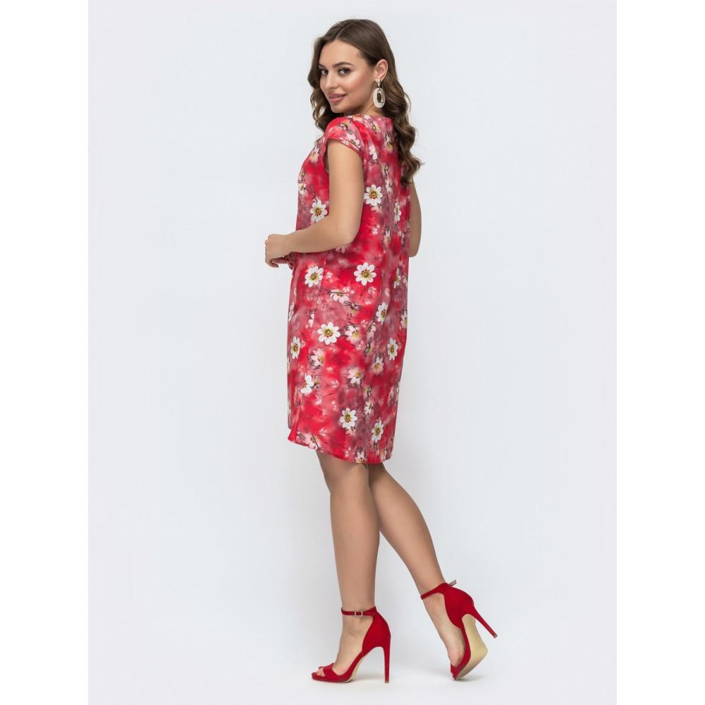 Кокетливое повседневное платье Инга фото 2