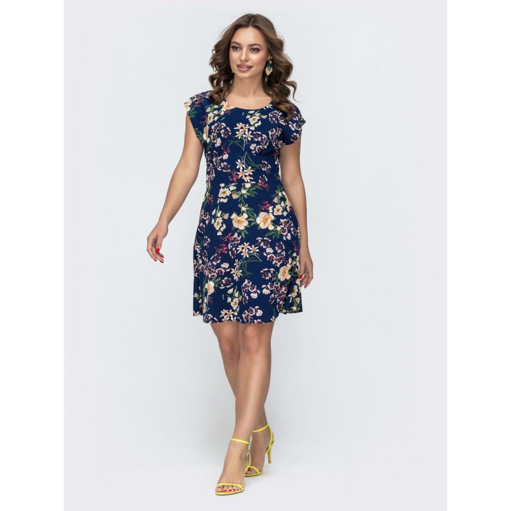 Лаконичное приталенное платье Надежда фото 1