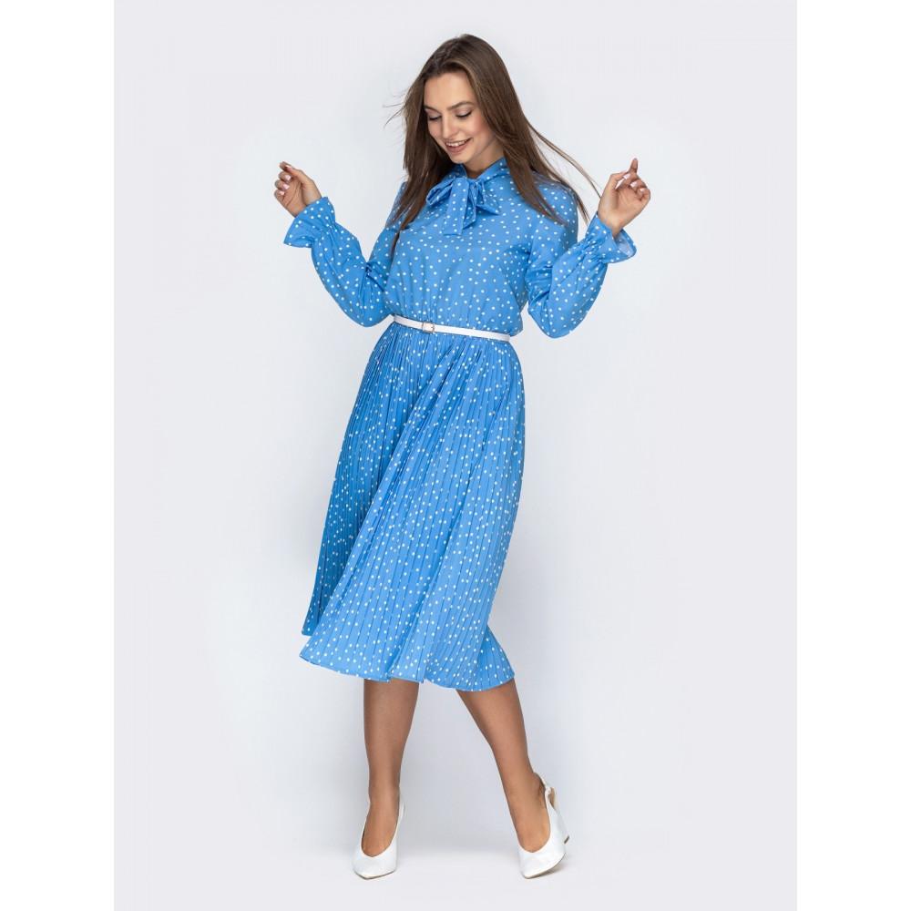 Воздушное платье Ника фото 2