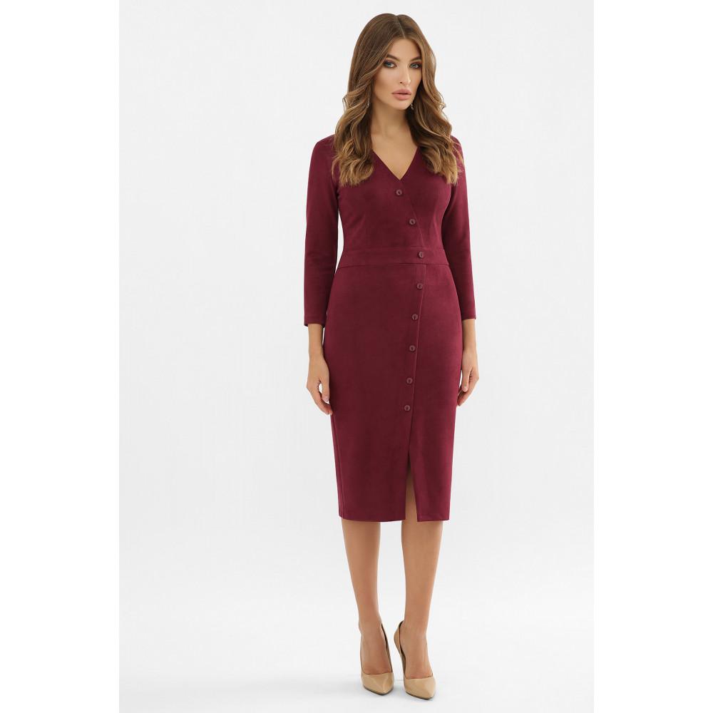 Интересное деловое платье Элвина фото 1