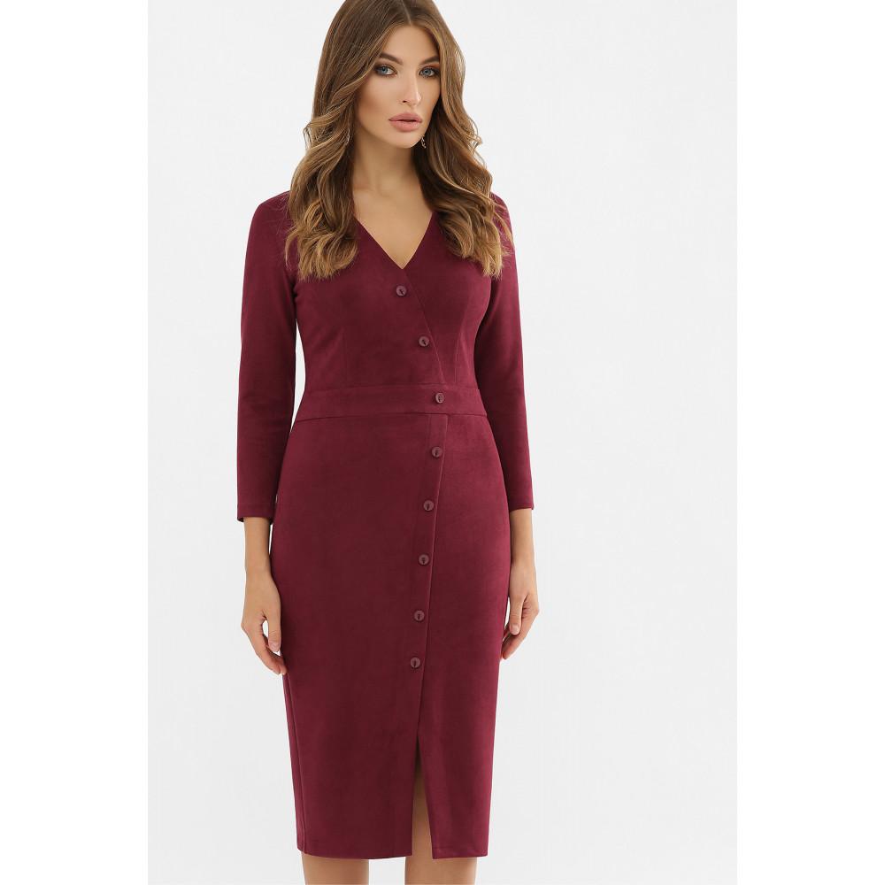 Интересное деловое платье Элвина фото 2