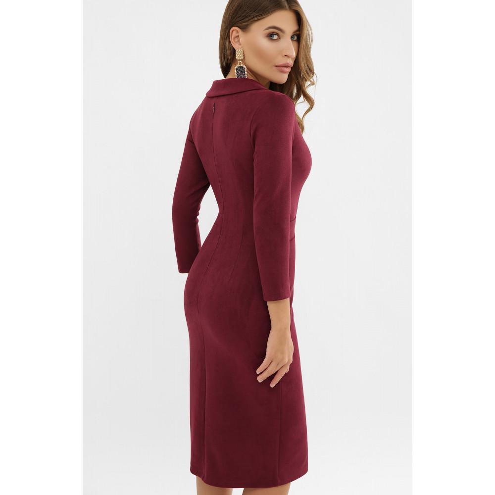 Интересное деловое платье Элвина фото 4
