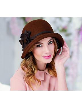 Дивовижний капелюх у стилі ретро 286-1