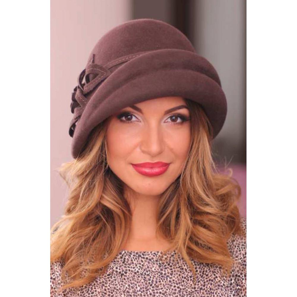 Красивая женская шляпа 271-1 фото 1