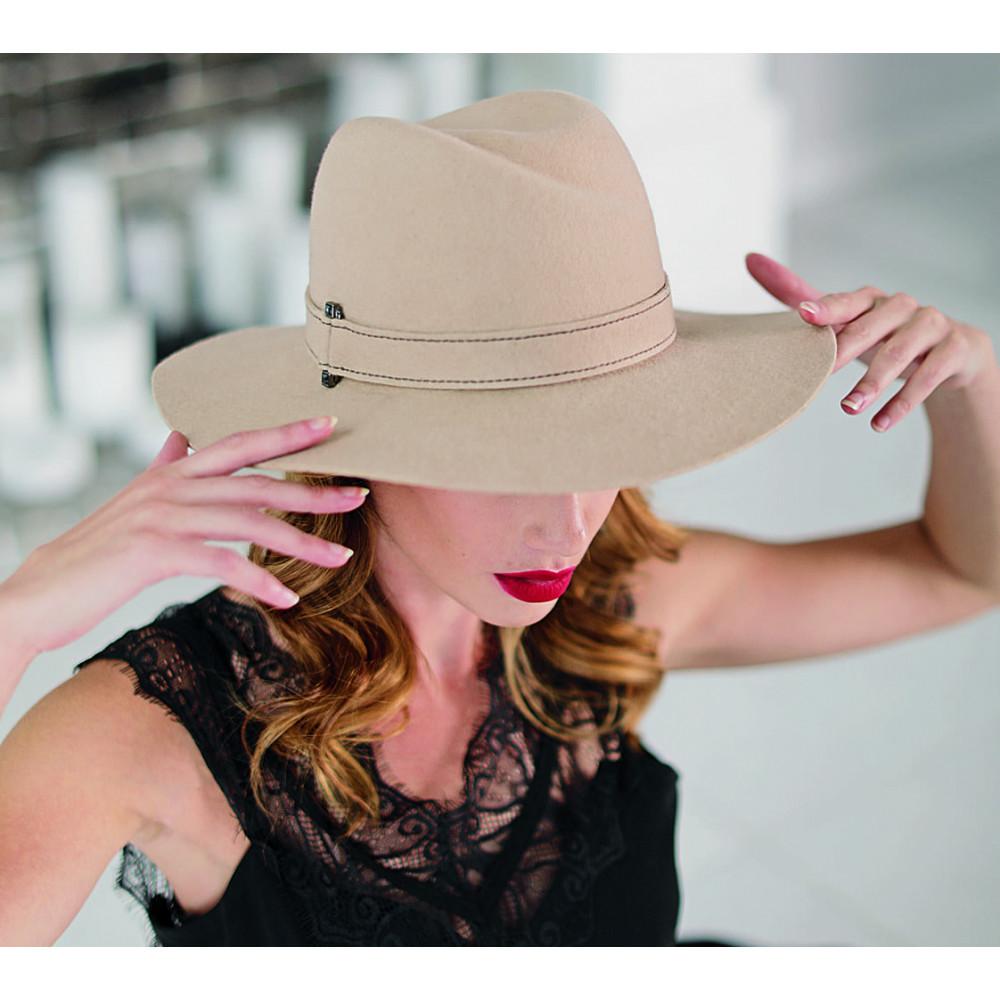 Цікавий жіночий капелюх 307-3 фото 1