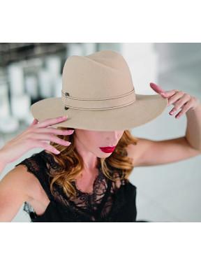 Цікавий жіночий капелюх 307-3