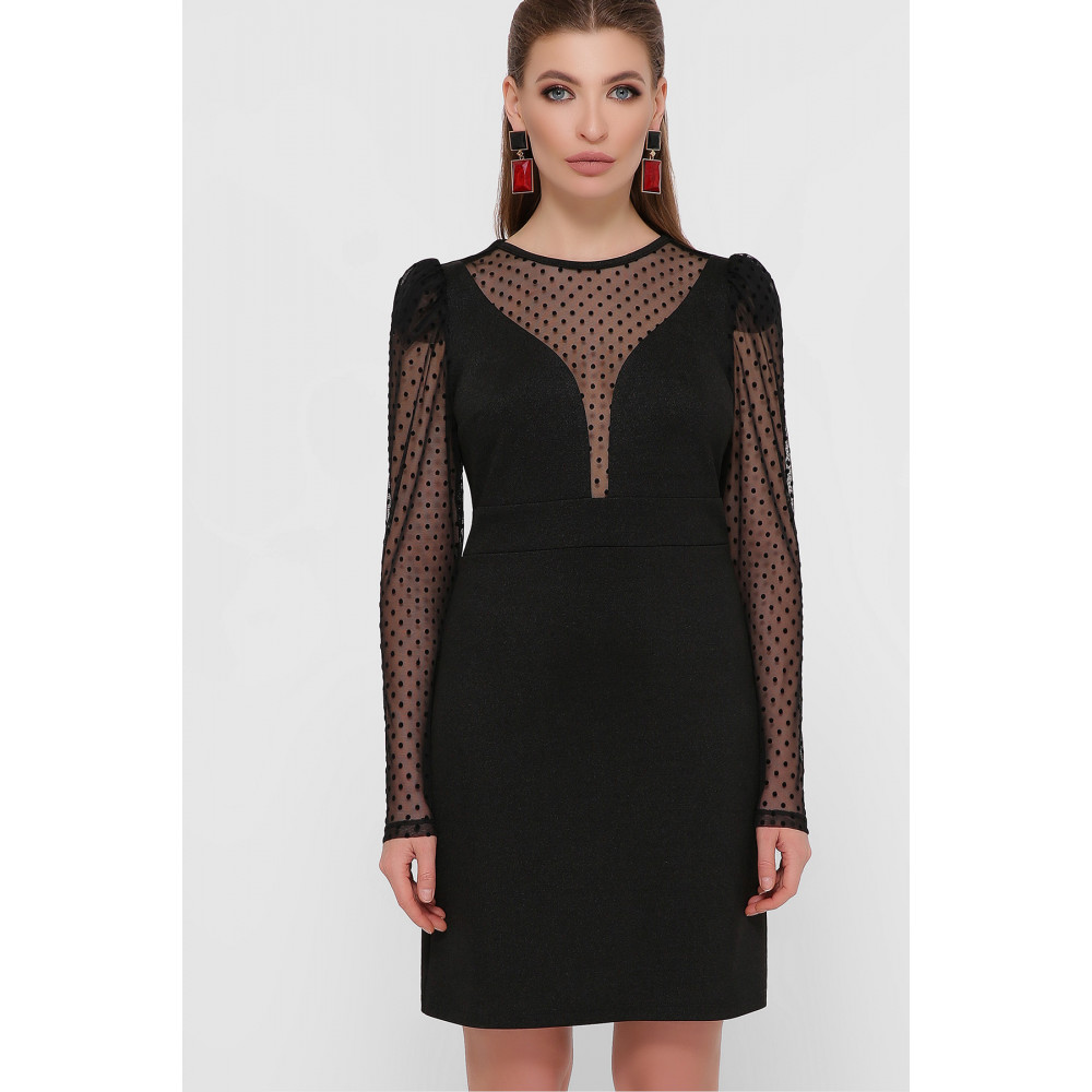 Маленькое черное платье Береника фото 2
