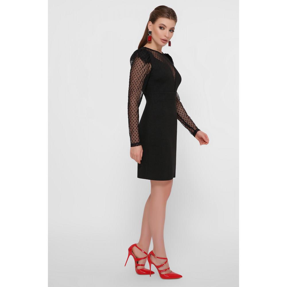 Маленькое черное платье Береника фото 3