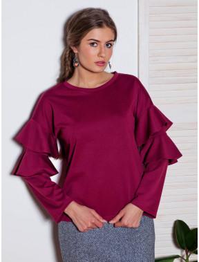 Блузка з воланами Ванда