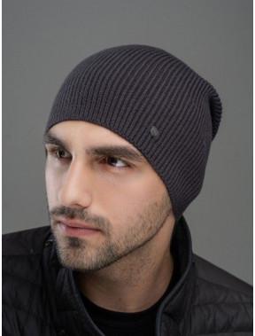 Демисезонная мужская шапка Монолит