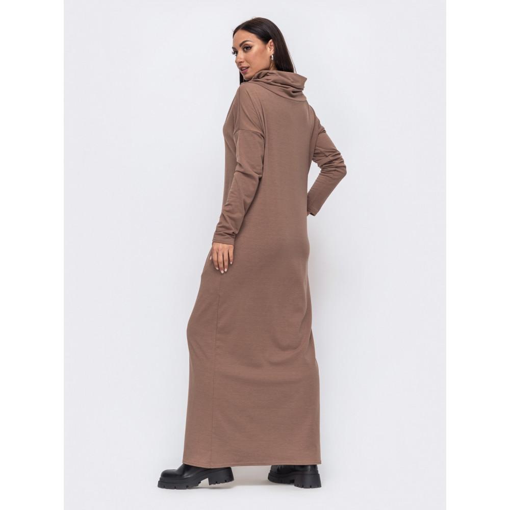 Комфортное платье с воротником-хомутом Forever фото 2