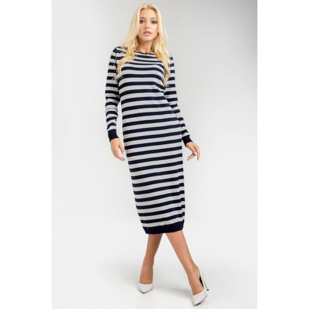 Демисезонное платье-миди Шелли фото 2