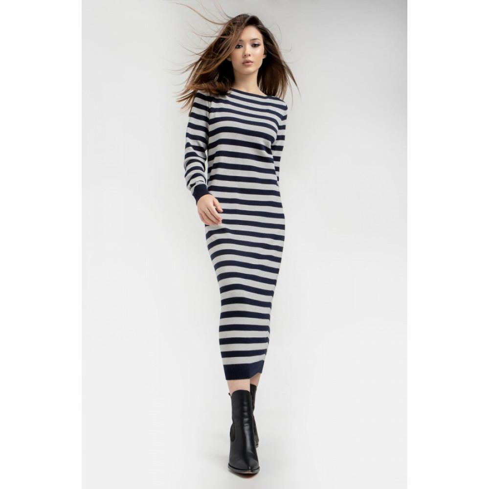 Демисезонное платье-миди Шелли фото 1