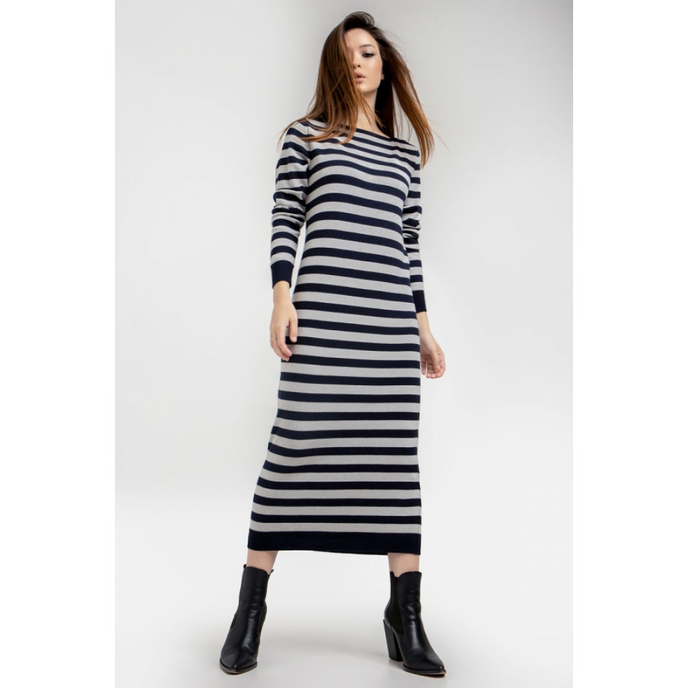 Демисезонное платье-миди Шелли фото 3