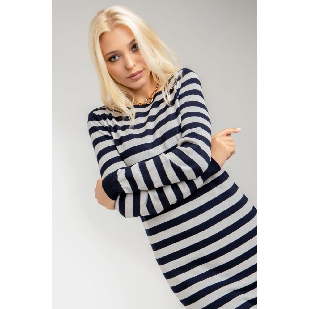 Демисезонное платье-миди Шелли фото 4