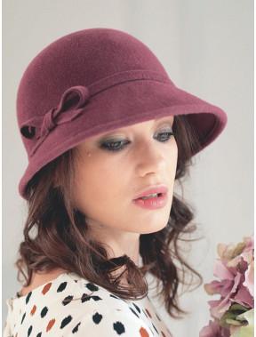 Чарівний капелюх в стилі ретро 303-4