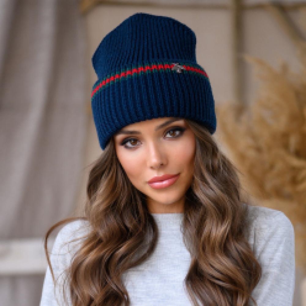 Зимняя шапка Ритм фото 1