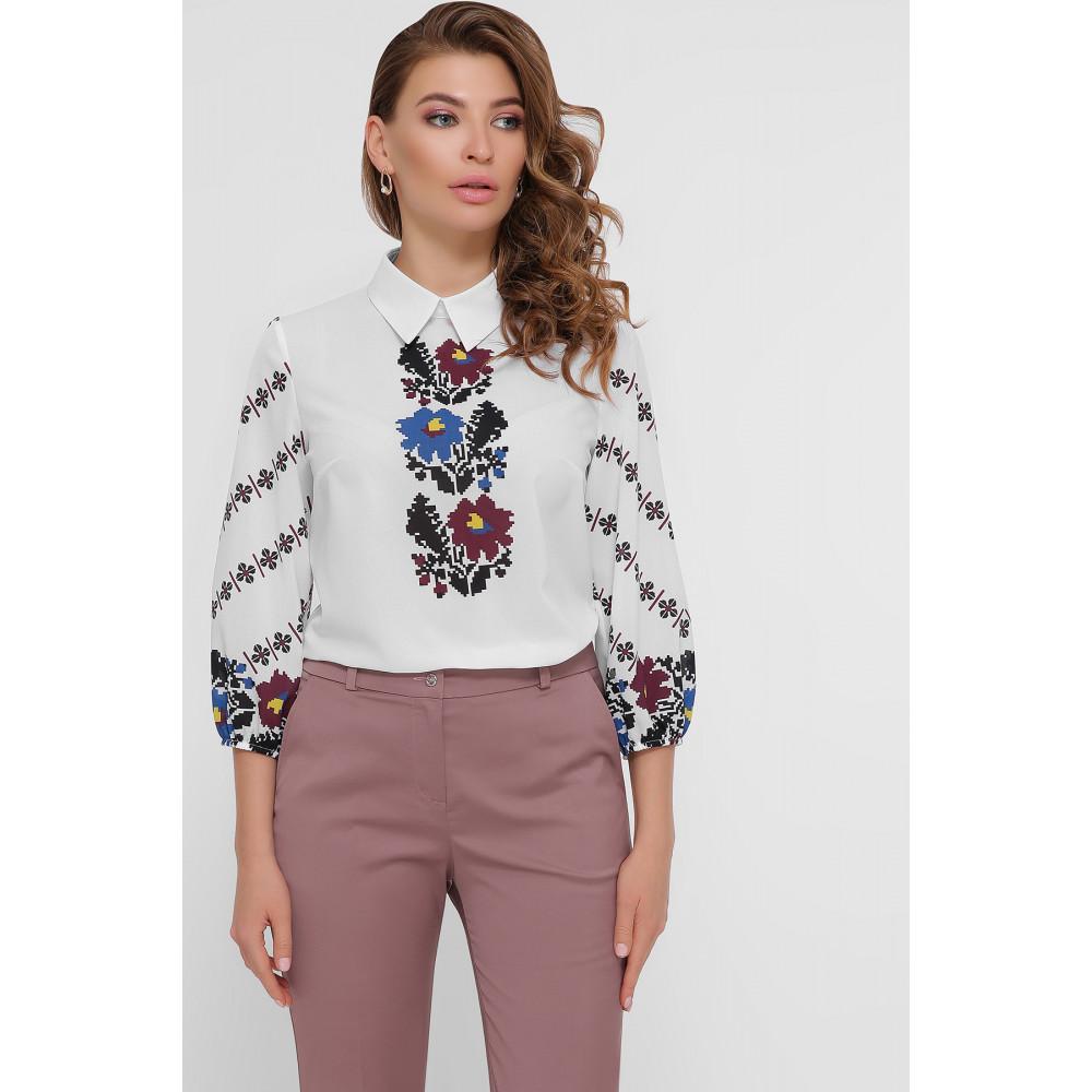Блузка в этно стиле Жули  фото 1