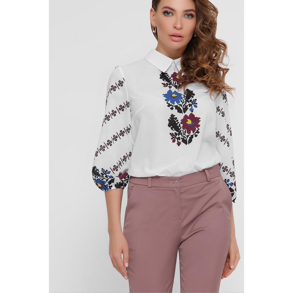Блузка в этно стиле Жули  фото 2