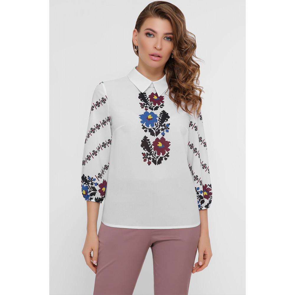 Блузка в этно стиле Жули  фото 3