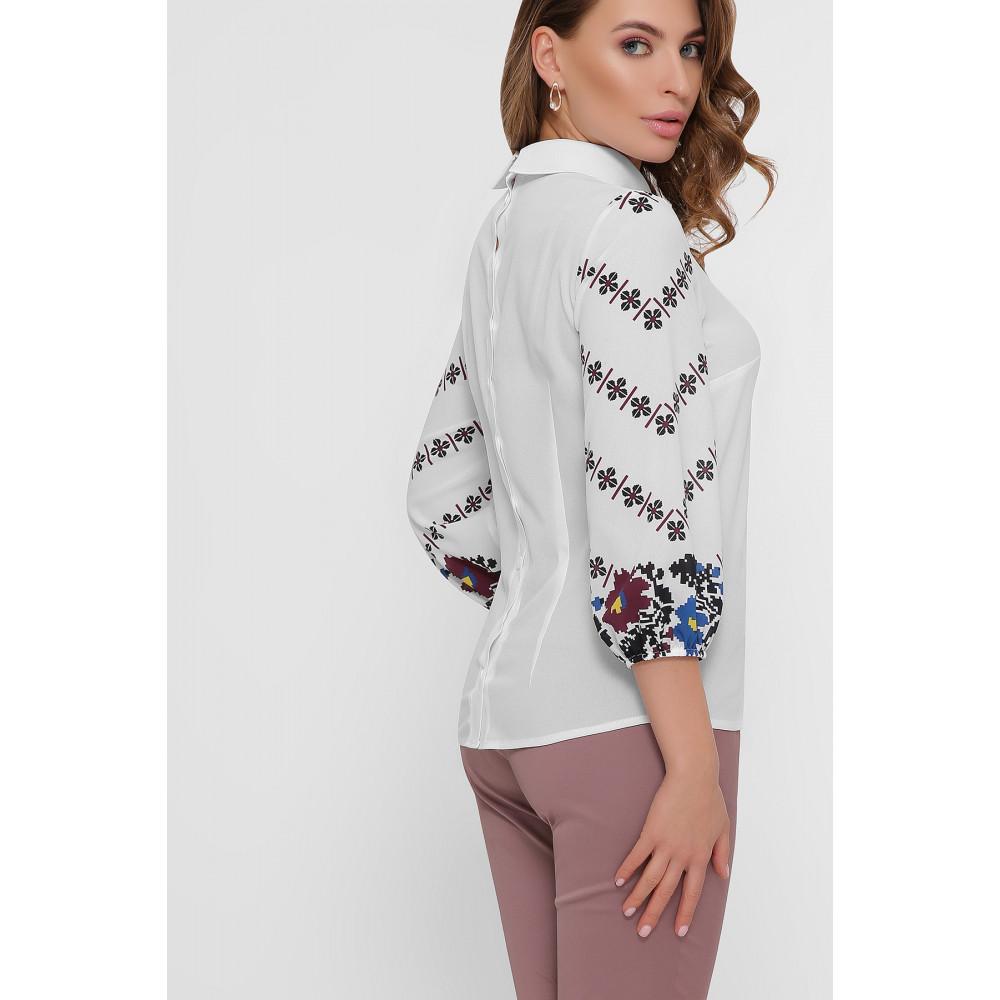 Блузка в этно стиле Жули  фото 4