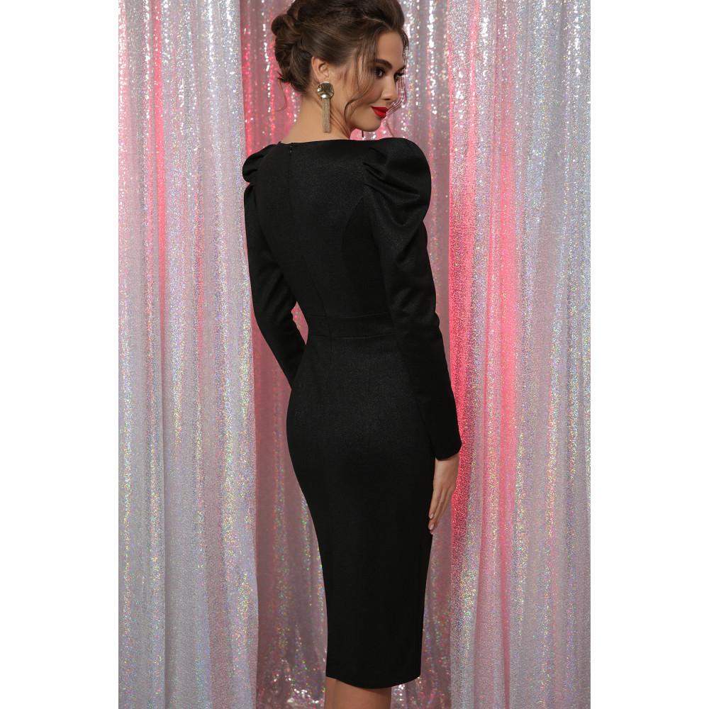 Коктейльное платье с глубоким декольте Солли фото 4
