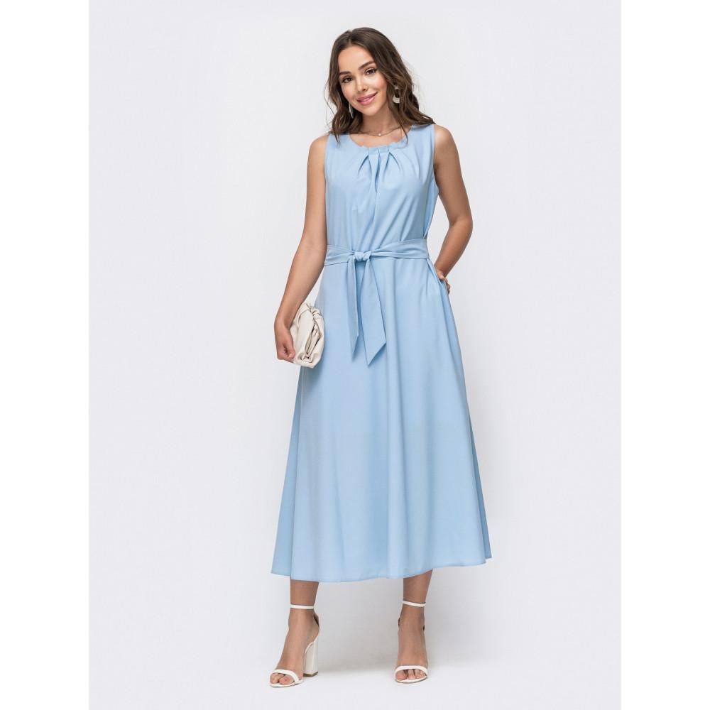 Женственное платье-миди Славия фото 1