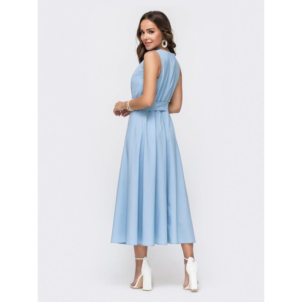 Женственное платье-миди Славия фото 2