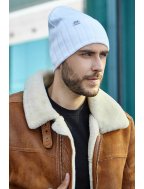 Мужская шапка Мельбурн с манжетом