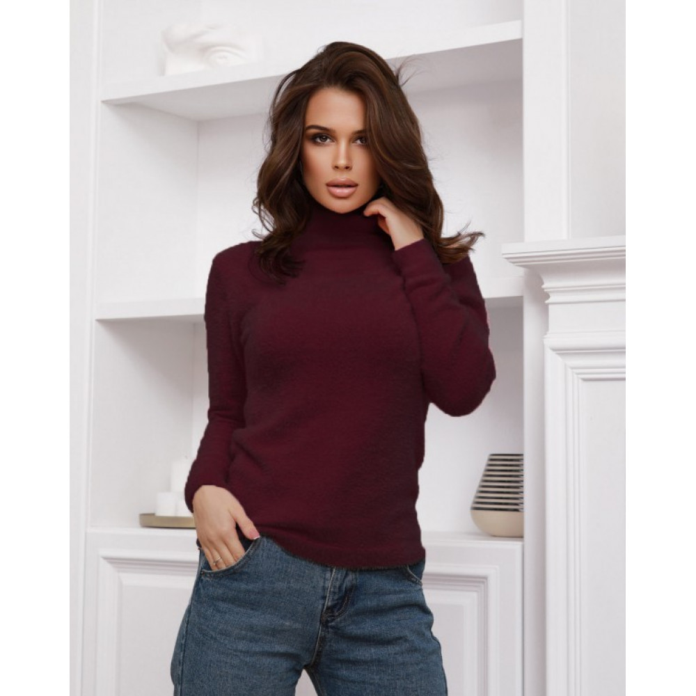 Женский свитер-травка Амур фото 1