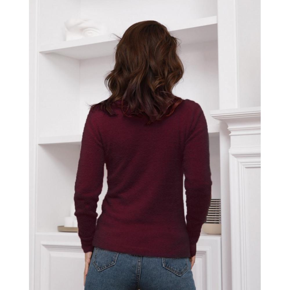Женский свитер-травка Амур фото 2