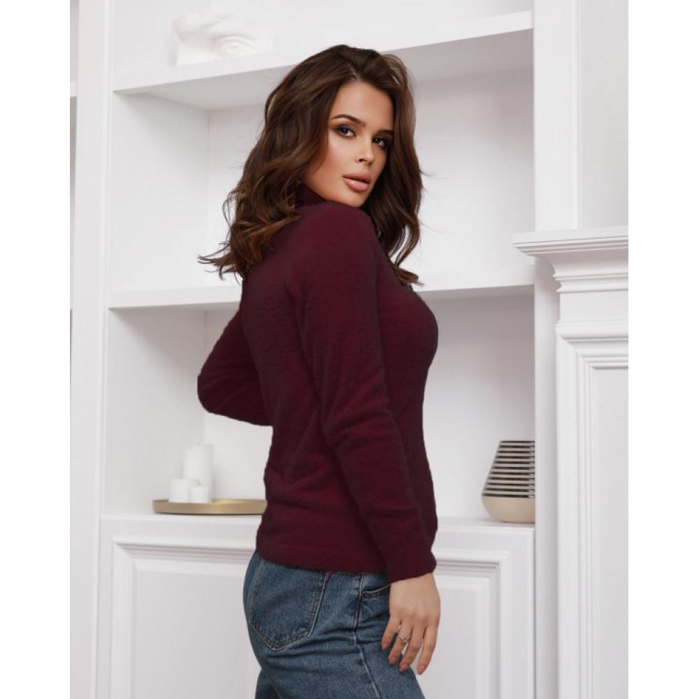 Женский свитер-травка Амур фото 3