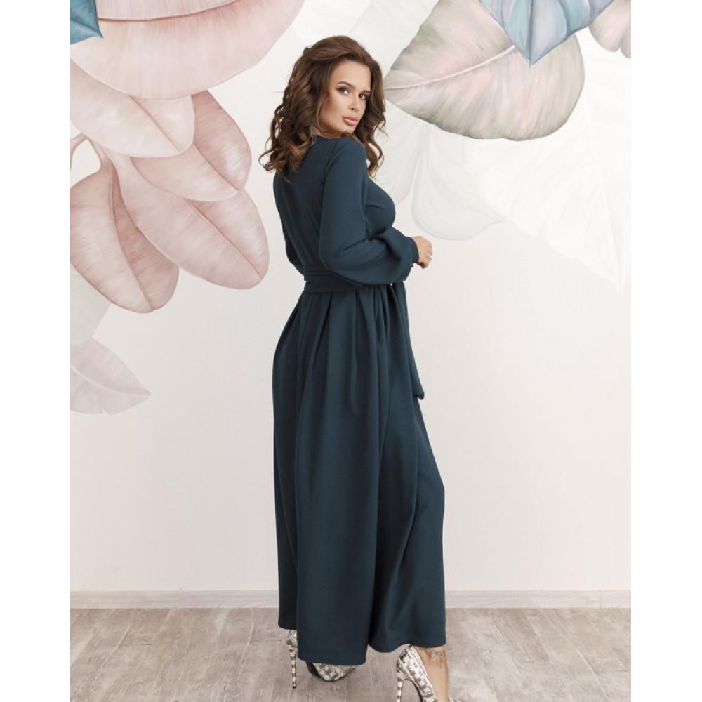 Коктейльное платье-макси Бланка фото 2